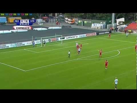FK Ekranas (LIT) 0 – 2  STEAUA Play-off Europa League 23.08.2012 highlights goals goluri rezumat