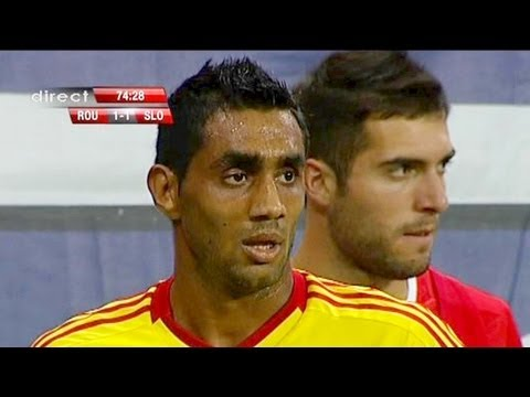 Video HD Romania 1-1 Slovacia 14 August 2013 Rezumat Goluri Goals Highlights