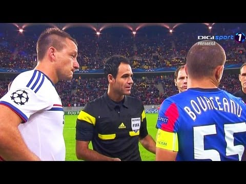 Video HD STEAUA 0-4 Chelsea Londra London 1 Octombrie October 2013 Rezumat Goluri Goals Highlights UEFA Champions League FullHD 1080p