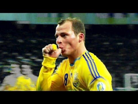 1080p Ukraine vs France 2-0 FullHD Украина – Франция 2:0 Римська Зозуля I 15 November 2013 World Cup