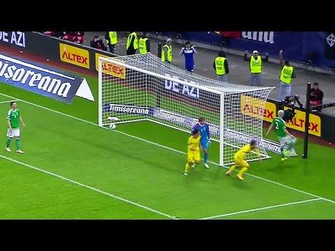 Video HD Rezumat ROMANIA IRLANDA  2 – 0 de NORD 1080P  Dubla PAUL PAPP14 noiembrie 2014 Goluri Full