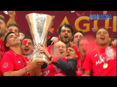 UEFA EUROPA LEAGUE FINAL Dnipro 2 – 3 Sevilla ALL GOALS HIGHLIGHTS 27 MAY 2015 HD 1080P