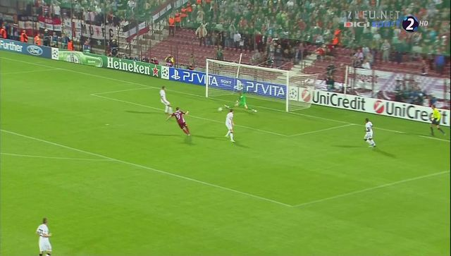 Video CFR CLUJ 1-2 MANCHESTER UNITED 02.10.2012 Gol Kapetanos FullHD 1080p UEFA CHAMPIONS LEAGUE video goluri rezumat highlights goals