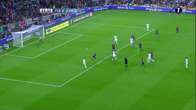 Video Real MADRID 2-2 Barcelona 7.10.2012 goals highlights Cristiano Ronaldo Lionel Messi football match score 1080P