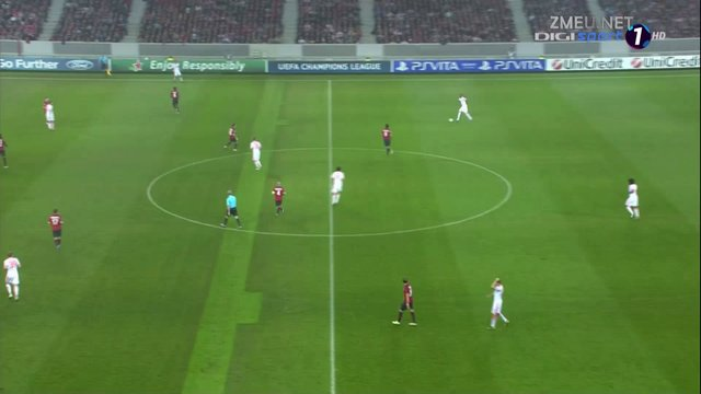 Video Lille – Bayern Munchen 0-1 1080p UEFA CHAMPIONS LEAGUE 23.10.2012 LIGA CAMPIONILOR FullHD Highlights Goals