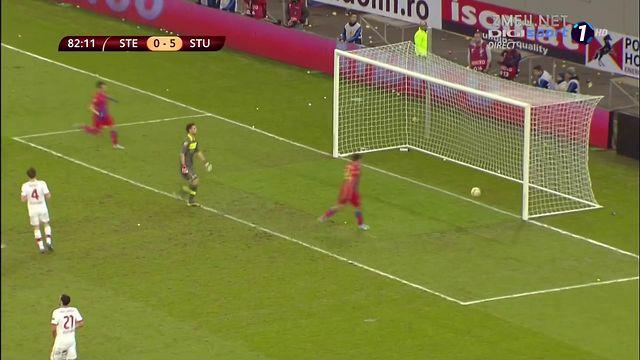 Video STEAUA – STUTTGART 1-5 5-1 22.11.2012 1080p noiembrie FullHD Highlights Goals Rezumat Goluri Scor