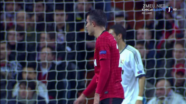 Video Real Madrid 1-1 Manchester United 13.02.2013 1080p FullHD Highlights Goals Rezumat Goluri Scor