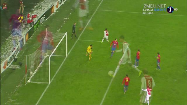 Video Ajax Amsterdam 2-0 STEAUA 14.02.2013 1080p FullHD Highlights Goals Rezumat Goluri Scor