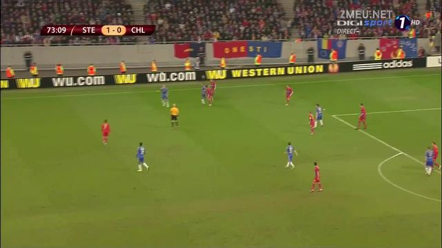 Video STEAUA 1-0 Chelsea 7.03.2013 1080p FullHD Highlights Goals Rezumat Goluri Scor
