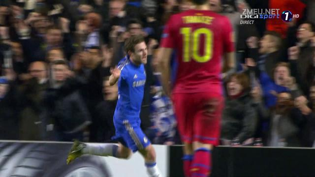 Video Chelsea 3-1 STEAUA 14.03.2013 1080p FullHD Highlights Goals Rezumat Goluri Scor Martie TUR UEFA Europa League