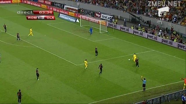 Video Full HD Rezumat ROMANIA 1-4 Olanda 4-1 16.10.2012 All Goals Highlights 1080p Octombrie Netherlands Holland