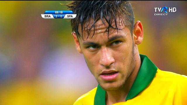 Video Brazil 3-0 Spain FINAL 1080p Confederations Cup Neymar Fred Paulinho FullHD 30 JUNE 2013