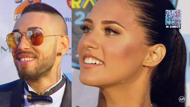 ANTONIA si ALEX VELEA impreuna - Interviu la ROMANIAN MUSIC AWARDS 2014 HD