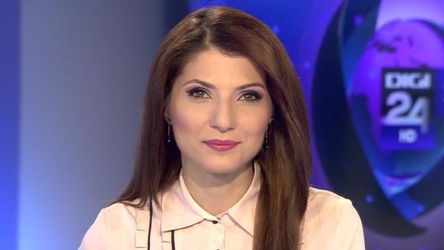 MARIANA POP prezentatoare tv DIGI24 14 februarie 2016 poze foto