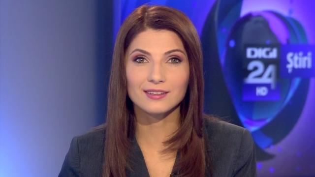 MARIANA POP prezentatoare TV DIGI24 poze foto 20 februarie 2016