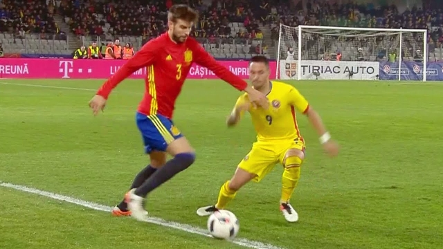 ROMANIA SPANIA 0-0 27.03.2016 rezumat HD 1080P