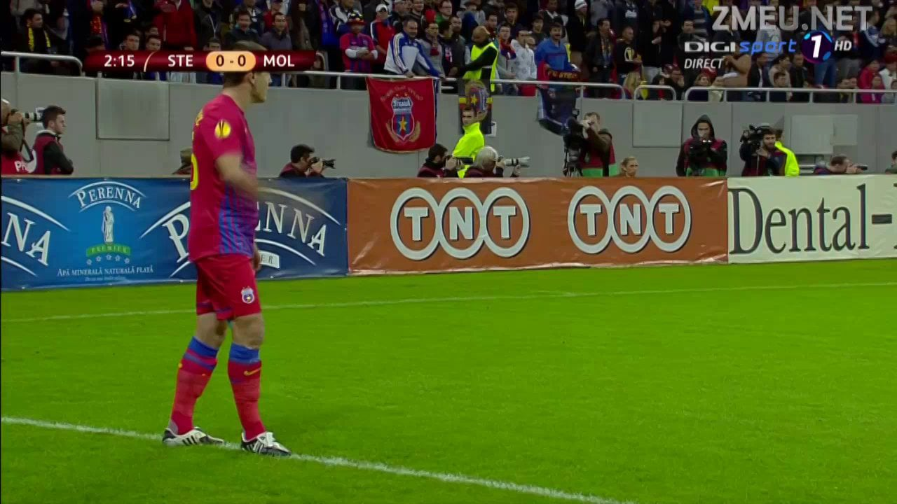 Video Steaua – Molde 2-0 1080p UEFA EUROPA LEAGUE 25.10.2012 CUPA UEFA  FullHD Highlights Goals Rezumat Goluri Scor
